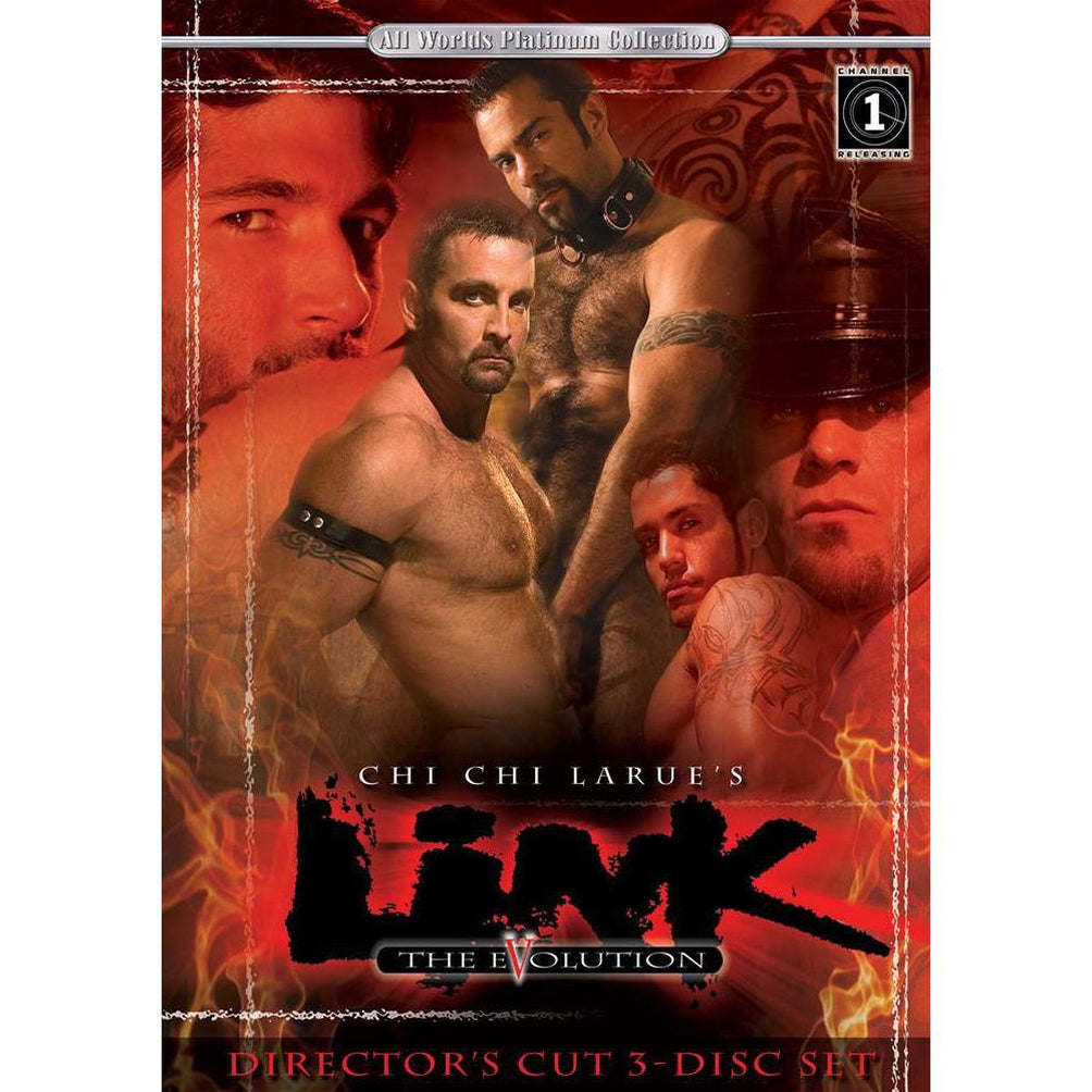 Link 5 : The Evolution Director's Cut (3 Disc)