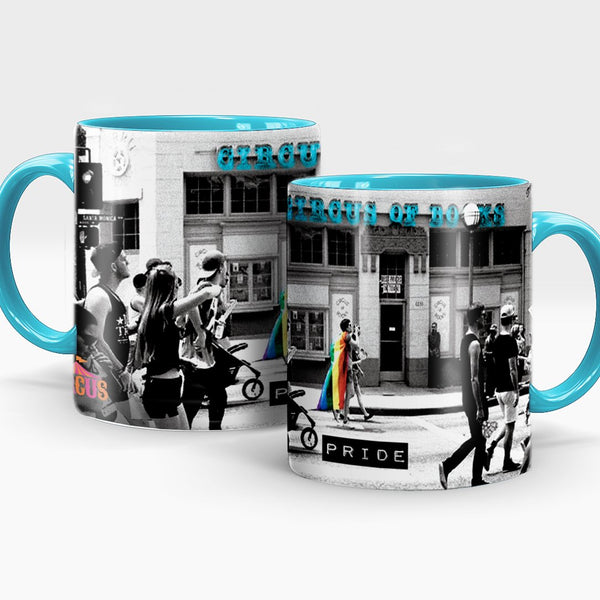 Pride Circus of Books Mug - Circus of Books