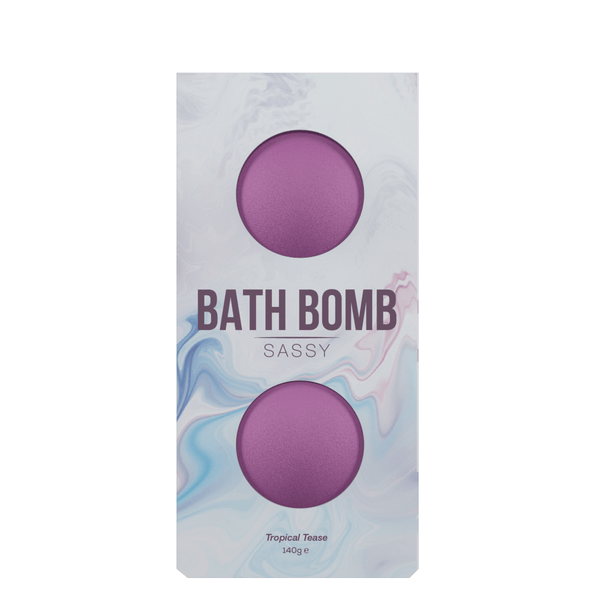 Dona - Sassy Tropical Tease - Fragrance Bath Bomb 2pk - Circus of Books