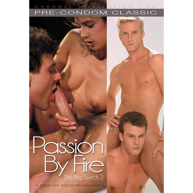 Passion By Fire: Big Switch 2 - Circus of Books