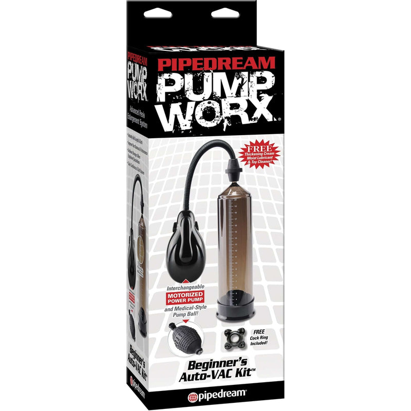 Pump Worx Beginner's AutoVAC Pump - Circus of Books