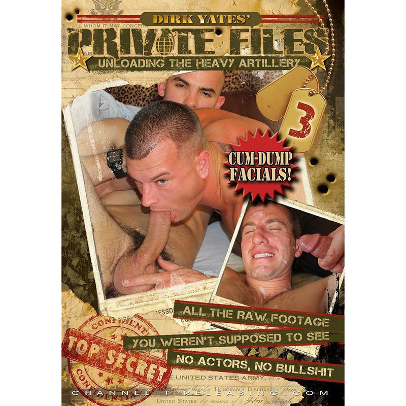 Dirk Yates Private Files 3 - Chi Chi LaRue's Circus