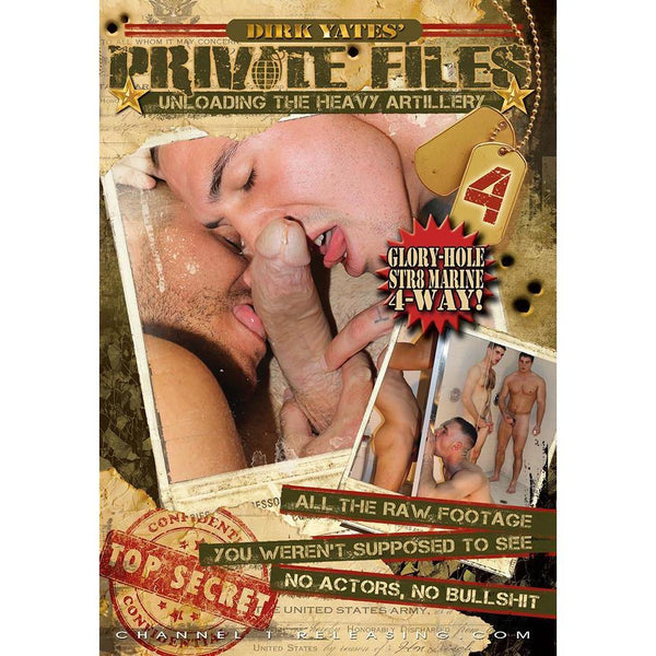 Dirk Yates Private Files 4