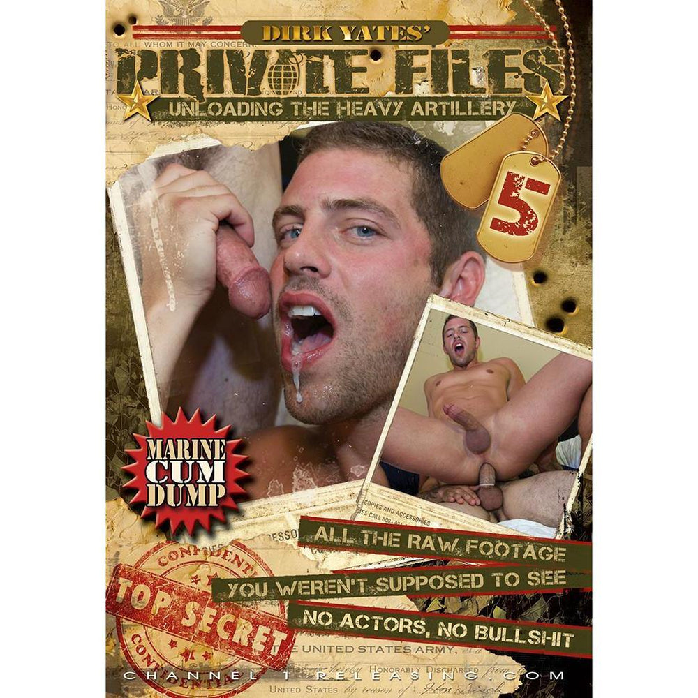 Dirk Yates Private Files 5