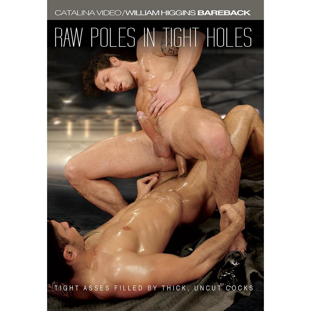 Raw Poles In Tight Holes