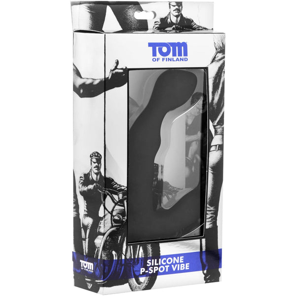 Silicone Prostate Vibe Tom of Finland - Circus of Books