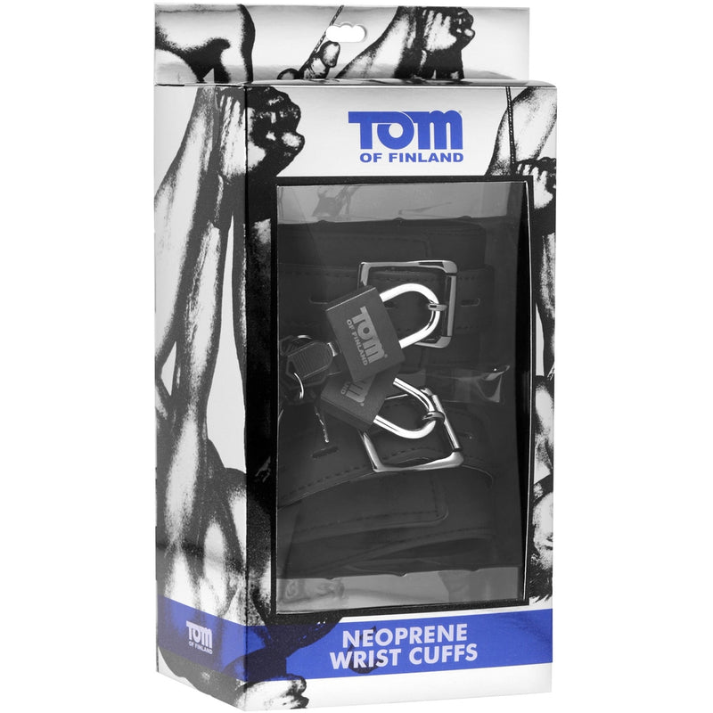 Tom of Finland - Neoprene Wrist Cuffs - Circus of Books