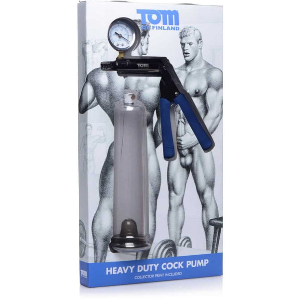Tom of Finland - Heavy Duty Cock Pump - Circus of Books