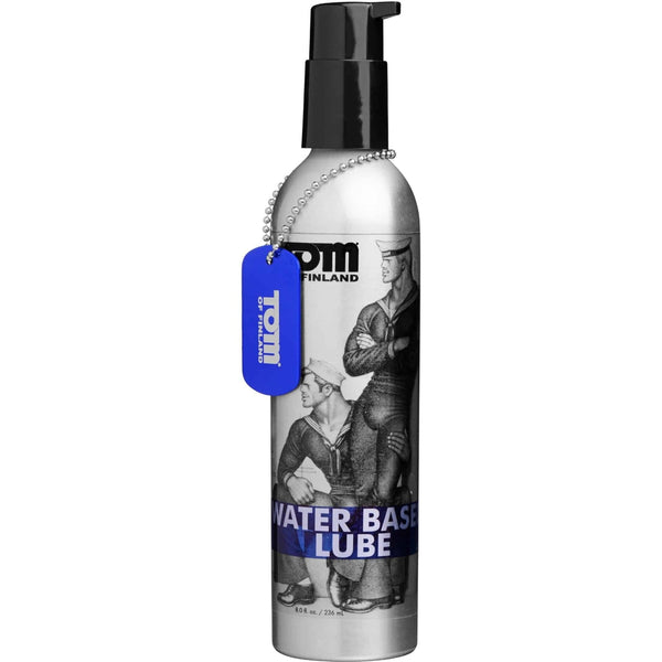 Tom of Finland - Water Based Lube 8oz - Circus of Books