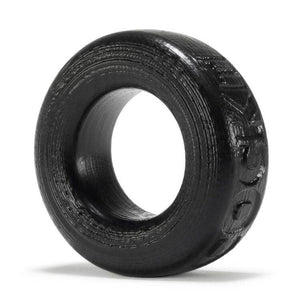 OX COCK T Silicone Cockring - Black