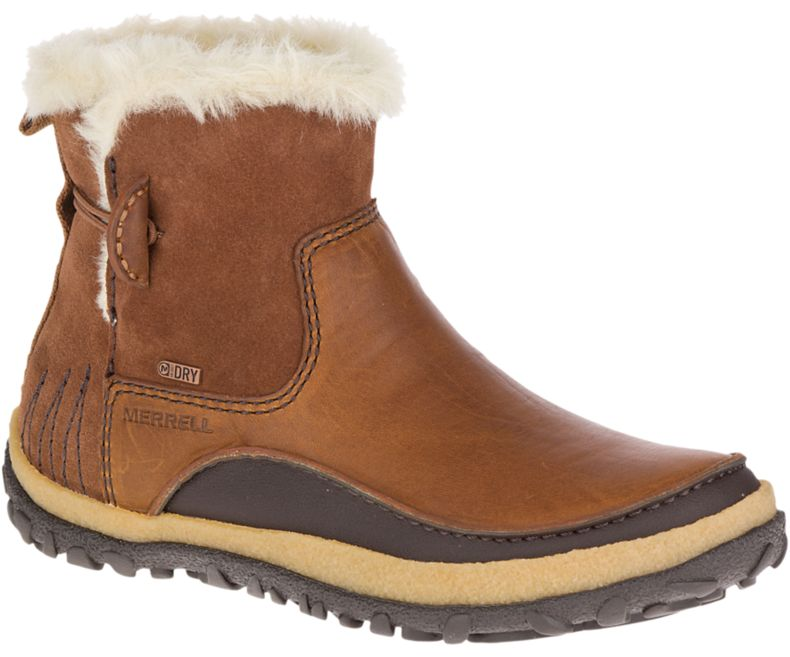 Merrell Tremblant Pull On Polar Boot in Oak
