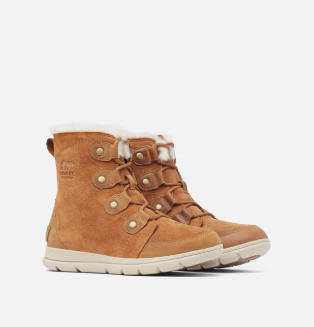 "Sorel ""Explorer Joan"" Lace Up All Weather Boot 