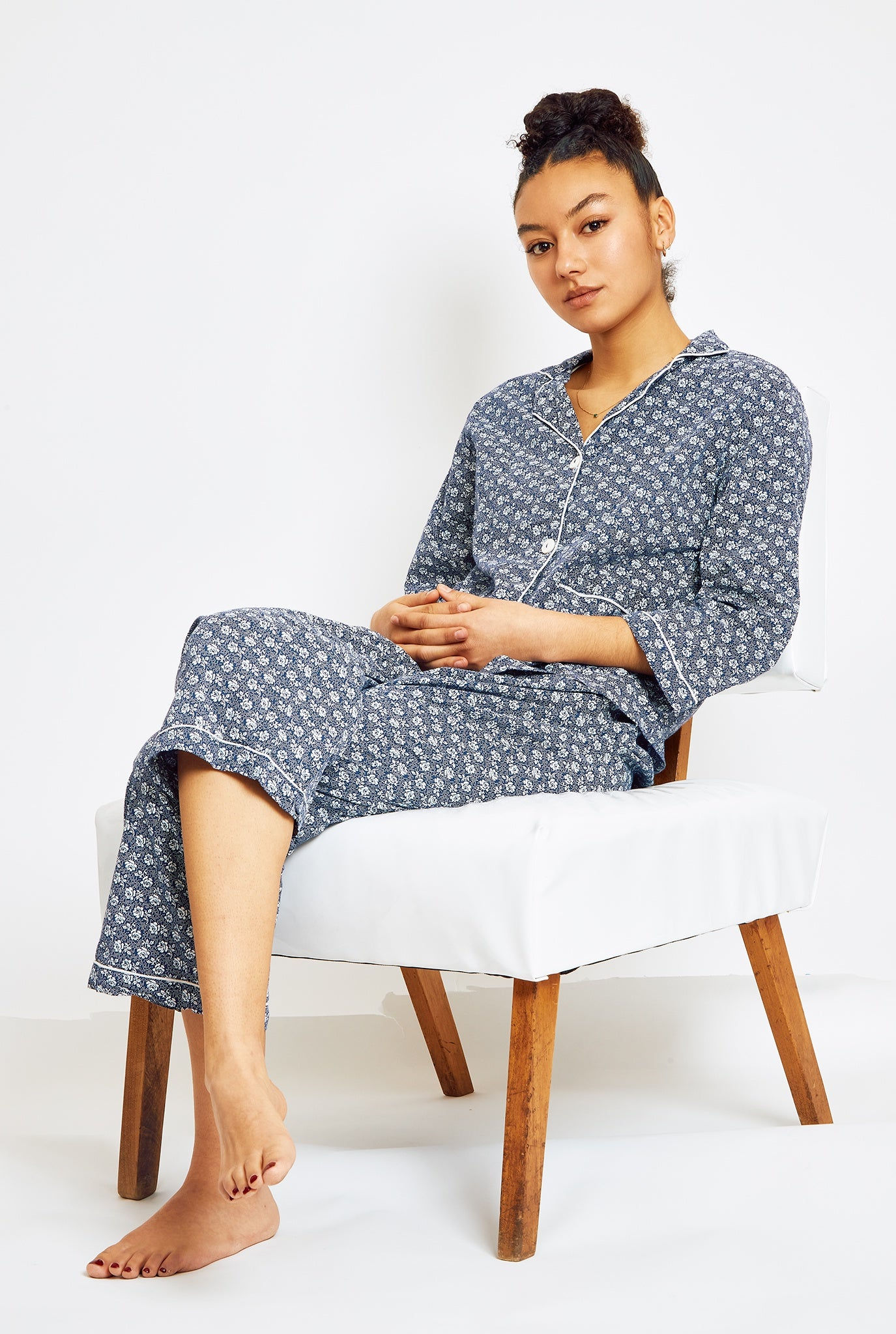 DOMI Rose Pajama Set