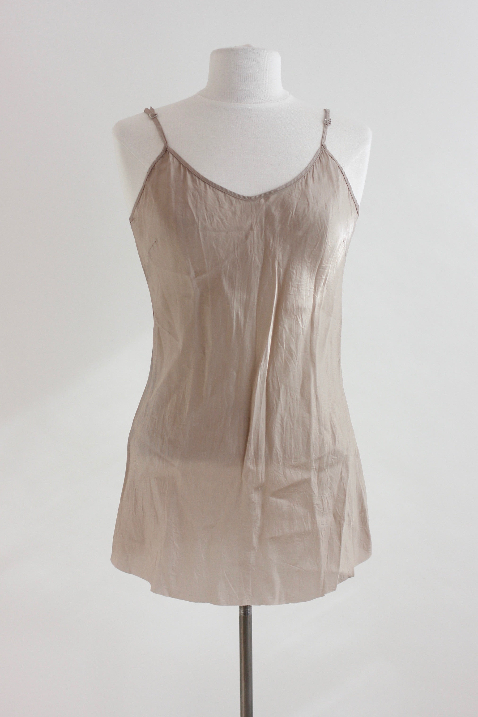 FLATIRON WORKSHOP Cupro Camisole - Habits Jackson Hole