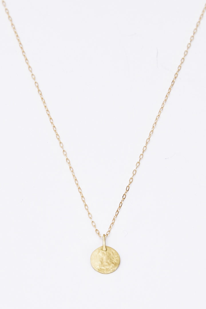 SARAH MCGUIRE Parchment Necklace - Habits Jackson Hole