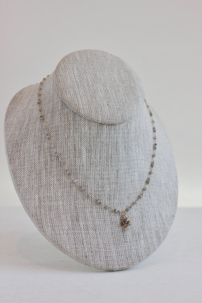 Dawn Bryfogle diamond necklace