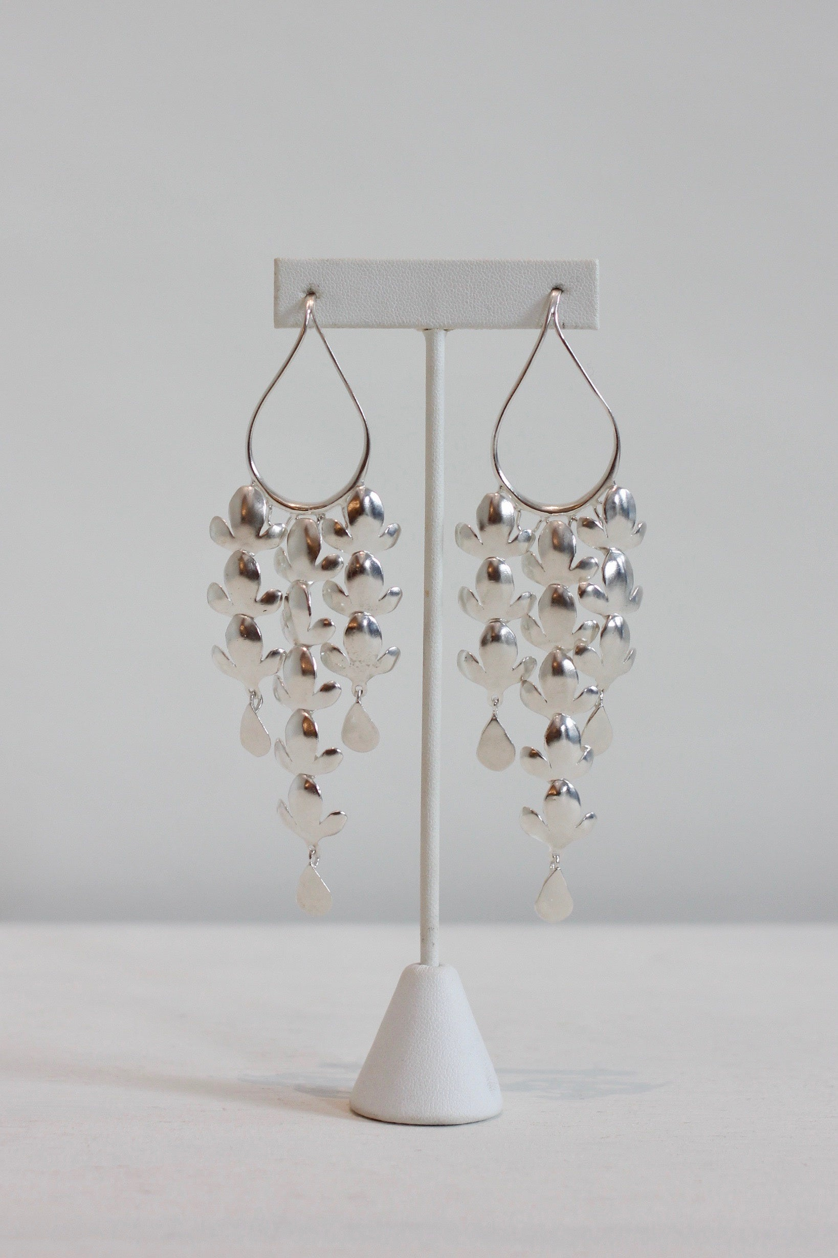 ariana boussard sterling silver earrings