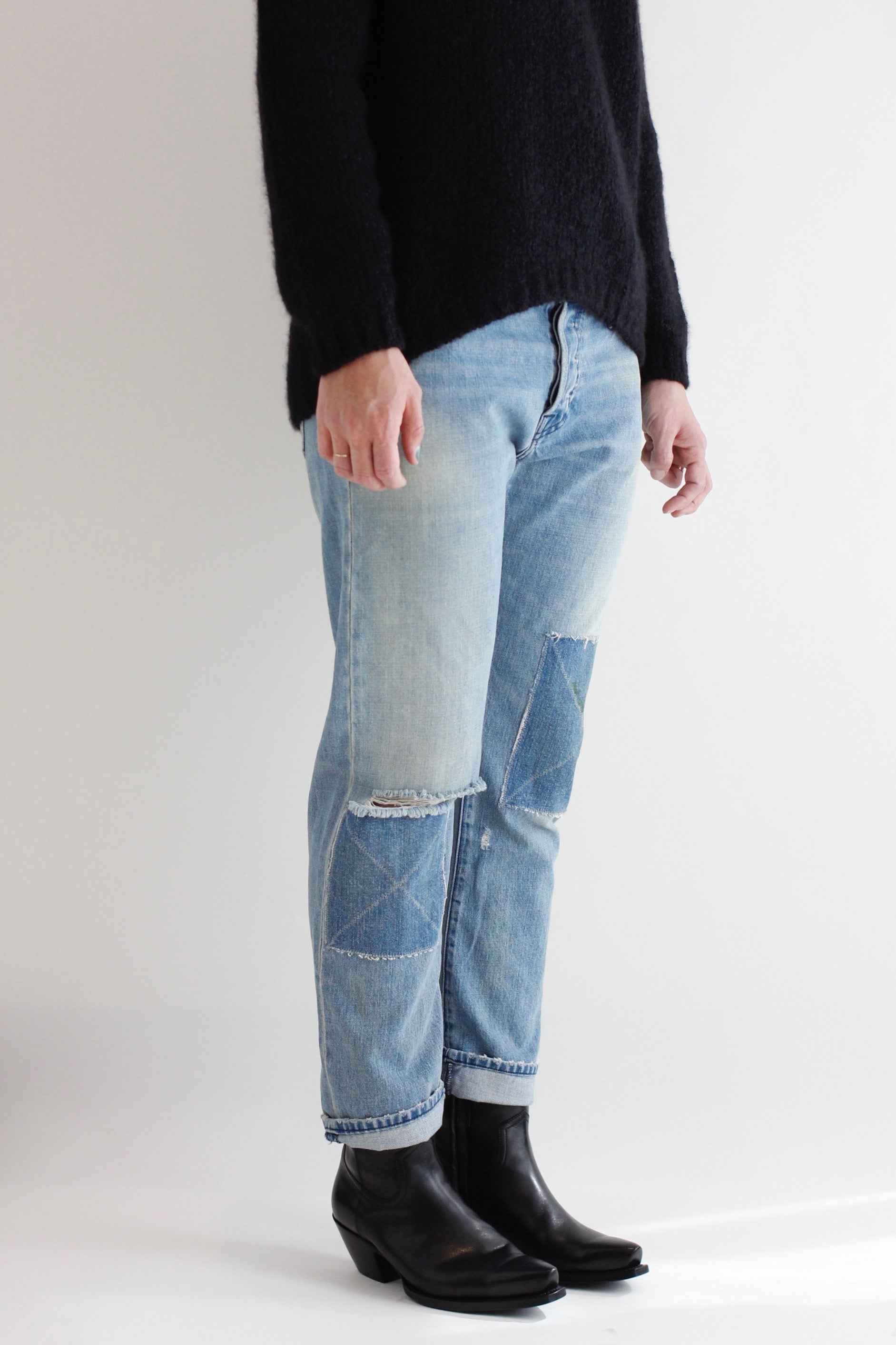 nsf beck slouch jean