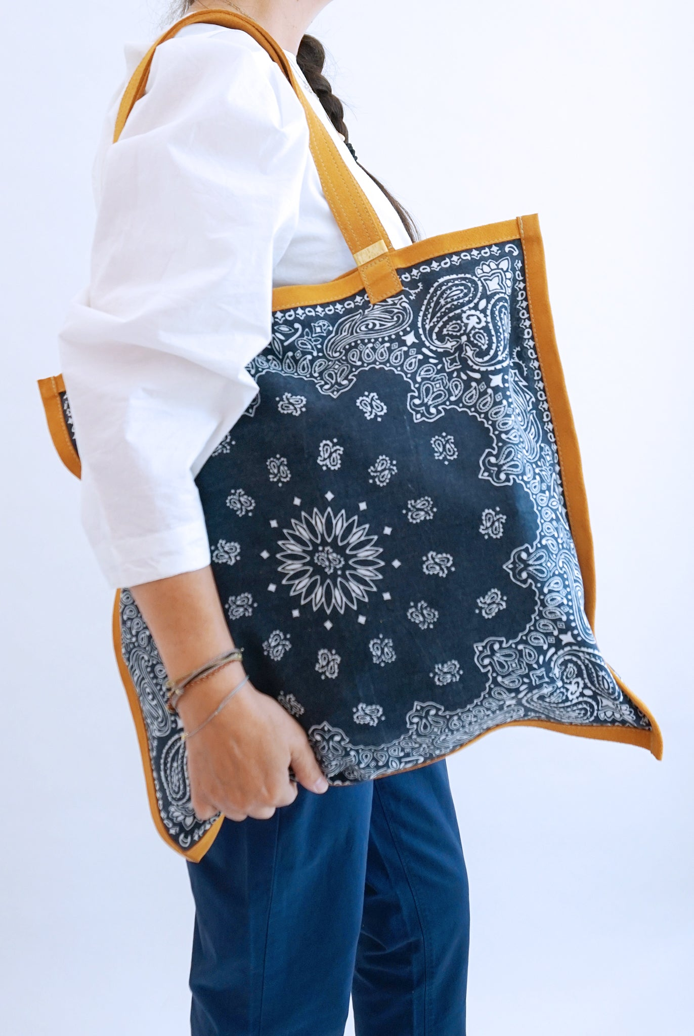 RTH Bandana Simple Tote