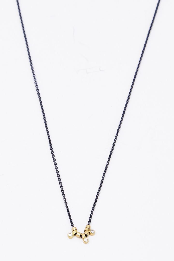 SARAH MCGUIRE Trio Necklace - Habits Jackson Hole