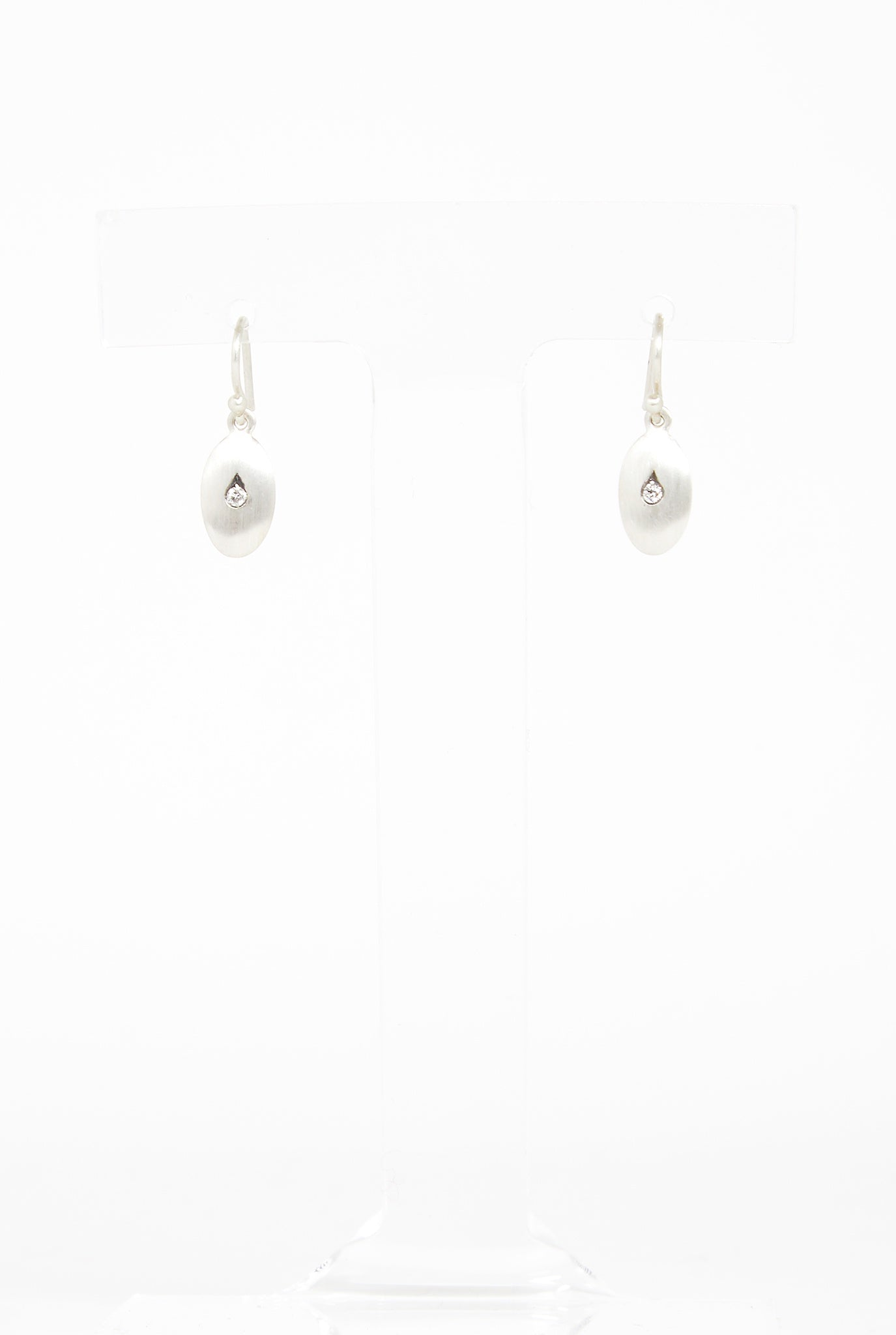 DAN-YELL Baran Silver Earrings