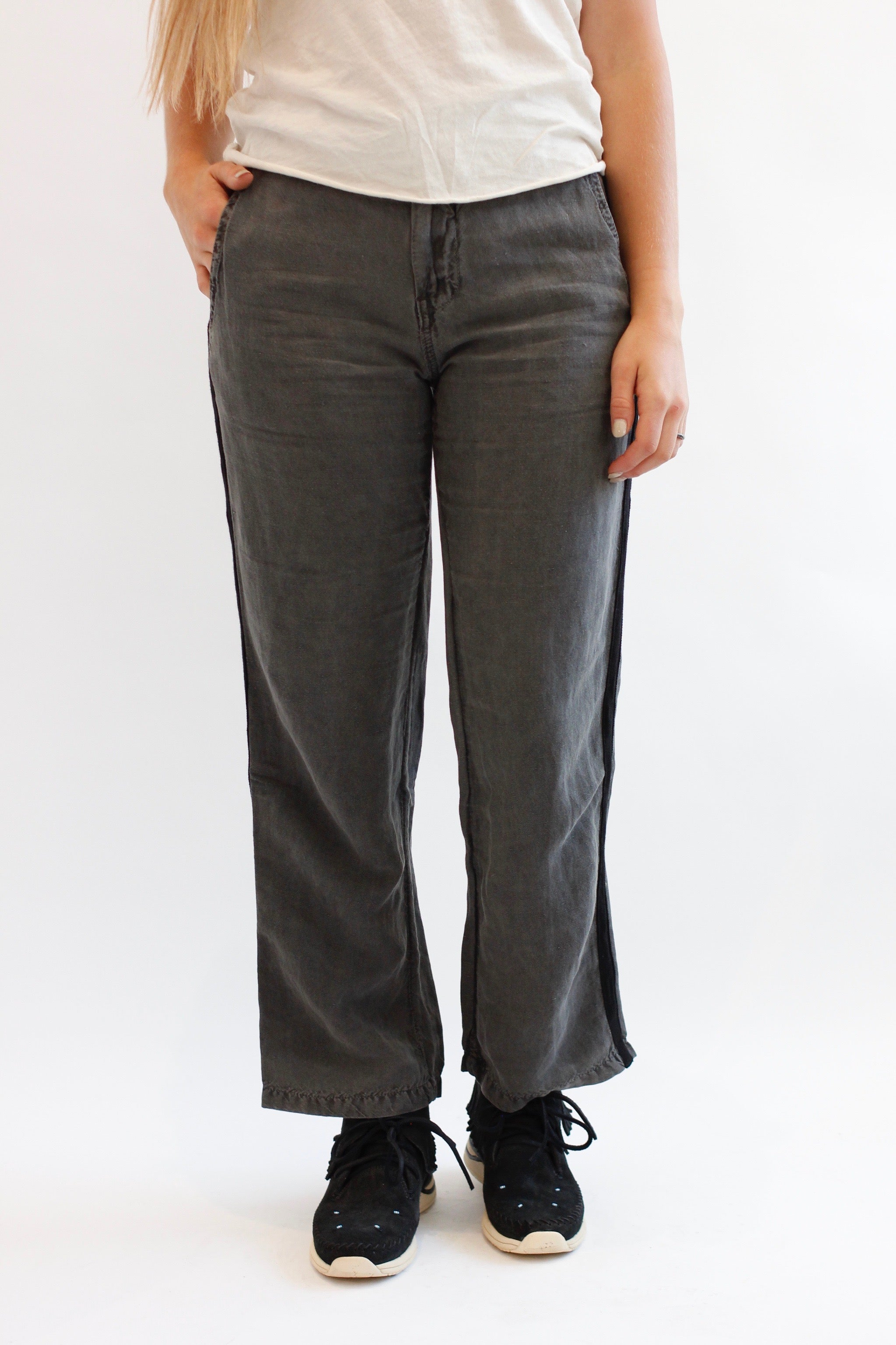 NSF linen/cotton pant