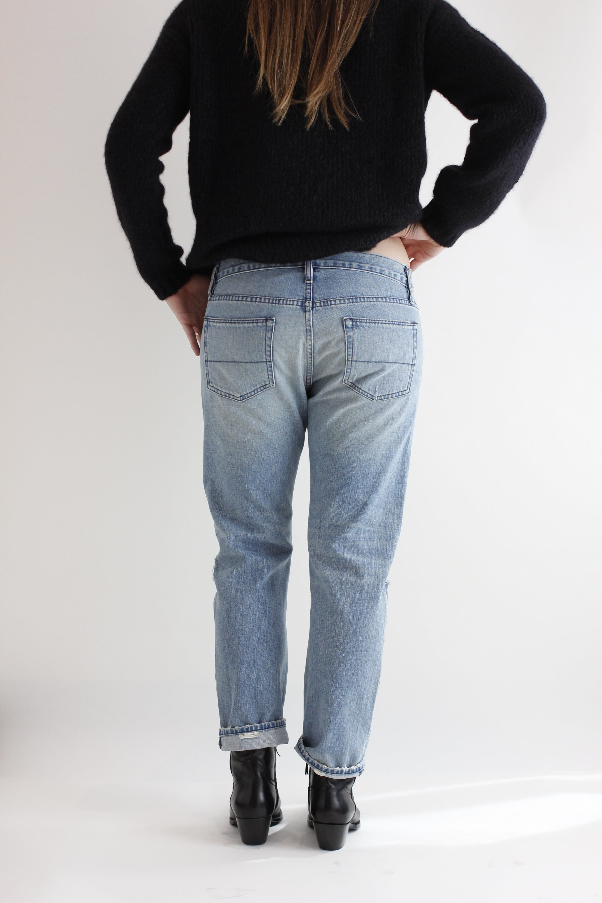 NSF Beck Slouch Jeans - Habits Jackson Hole
