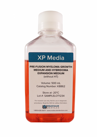 XP Media Pre-Fusion Myeloma Growth Medium and Hybridoma Expansion Medium (without HT)