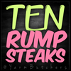 10 x 280g (10oz) Rump Steaks