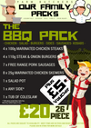 26 Piece - BBQ PACK & VOUCHER