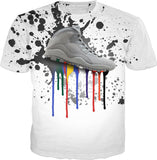 Cool Grey 10 Shoe Splash