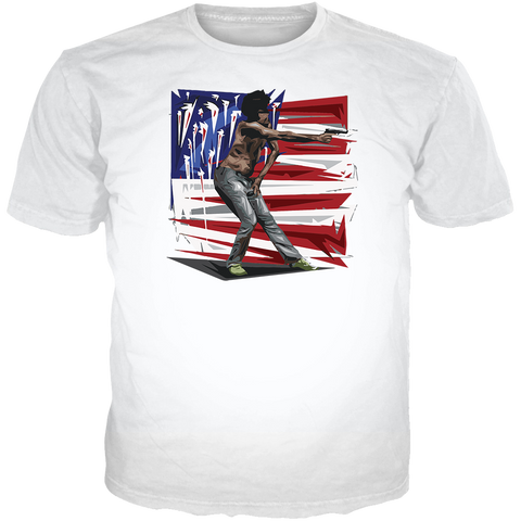 USA 3 This is America Tee