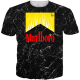Air Max Frequency Cigarettes ALL OVER TEE