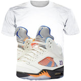Barcelona 5 Big Shoe TEE