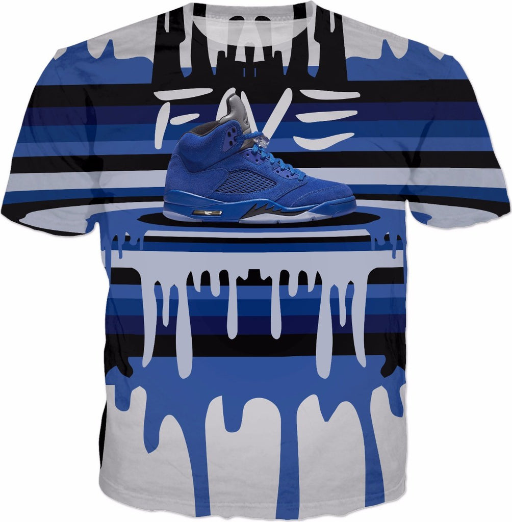 Blue Suede 5 Shoe Slimes