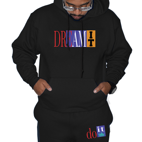 Dream It Do It Homey ALL OVER TEE