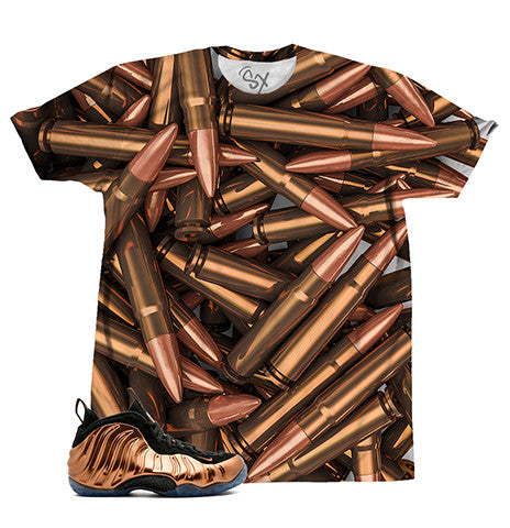 Copper Bullets TEE