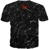 Habanero Foams Shoe Splat ALL OVER TEE