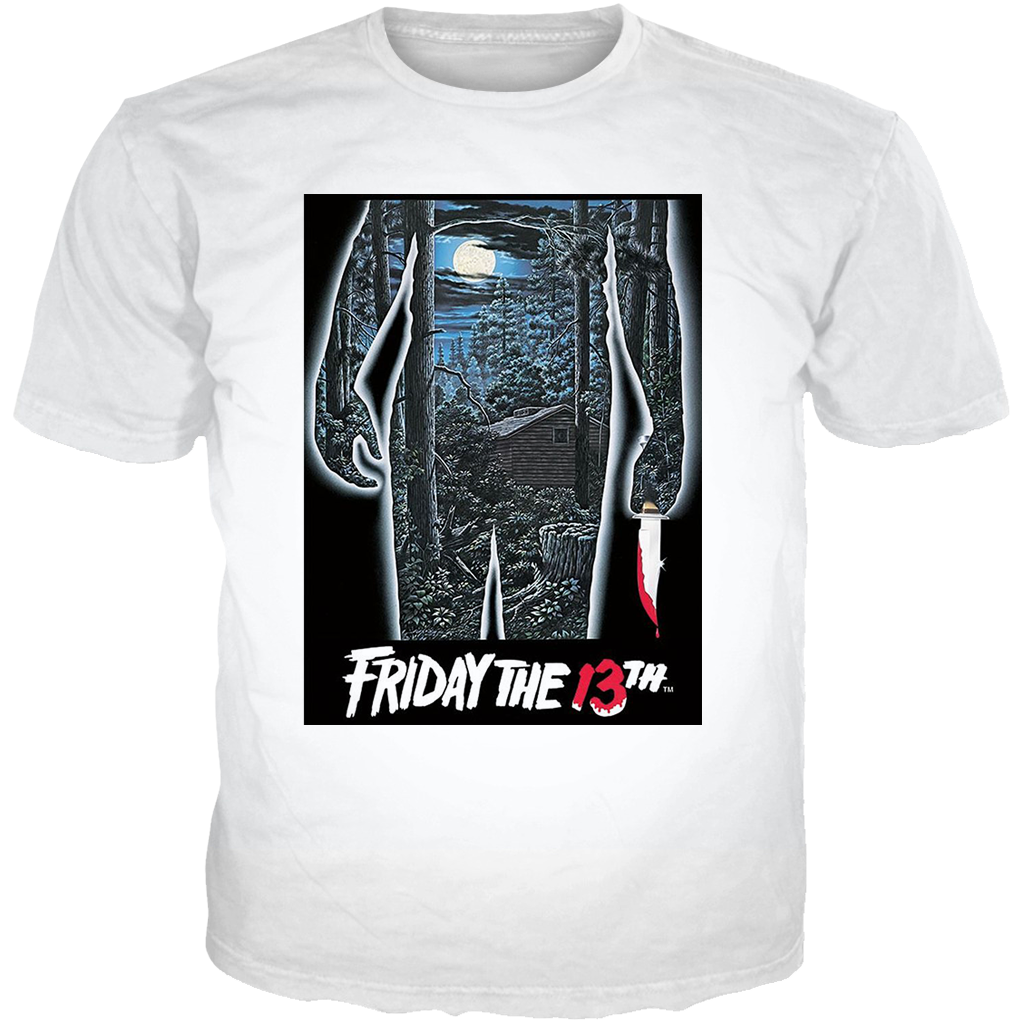 He Got Game 13 Slasher WHITE TEE