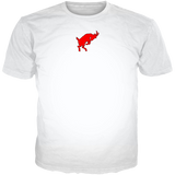 He Got Game 13 Red Goat WHITE TEE