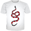He Got Game 13 Snake WHITE TEE