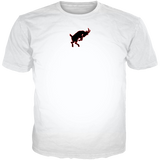 He Got Game 13 Black Goat WHITE TEE