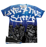 Black Royal 4 The Streets TEE