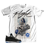 Black Royal Bombshell TEE - SupremeXpressions
