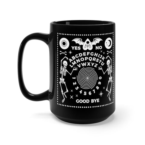 OUIJA SKELETONS Mug 15oz