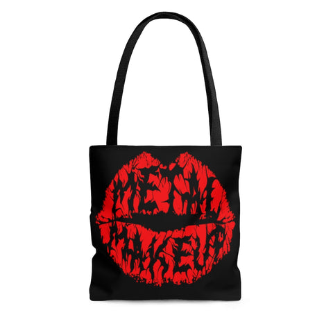 METAL MAKEUP Tote Bag