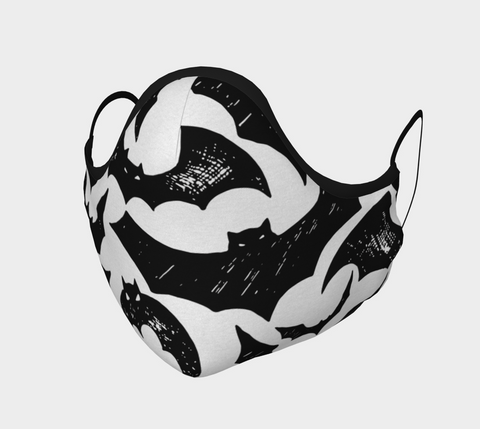 BATTY Face Mask (white)