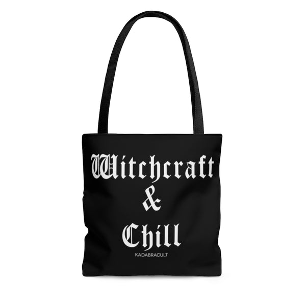 WITCHCRAFT & CHILL Tote Bag