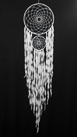 BUBBLE Dream Catcher (White)