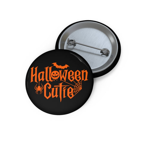 HALLOWEEN CUTIE Pin Button